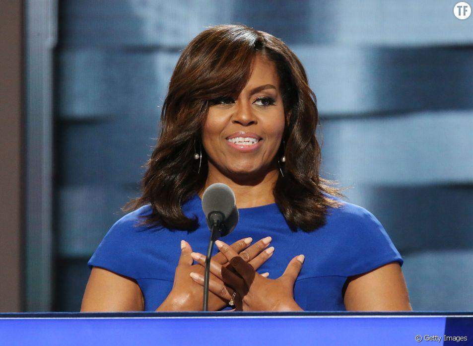 Le conseil de Michelle Obama pour vos filles