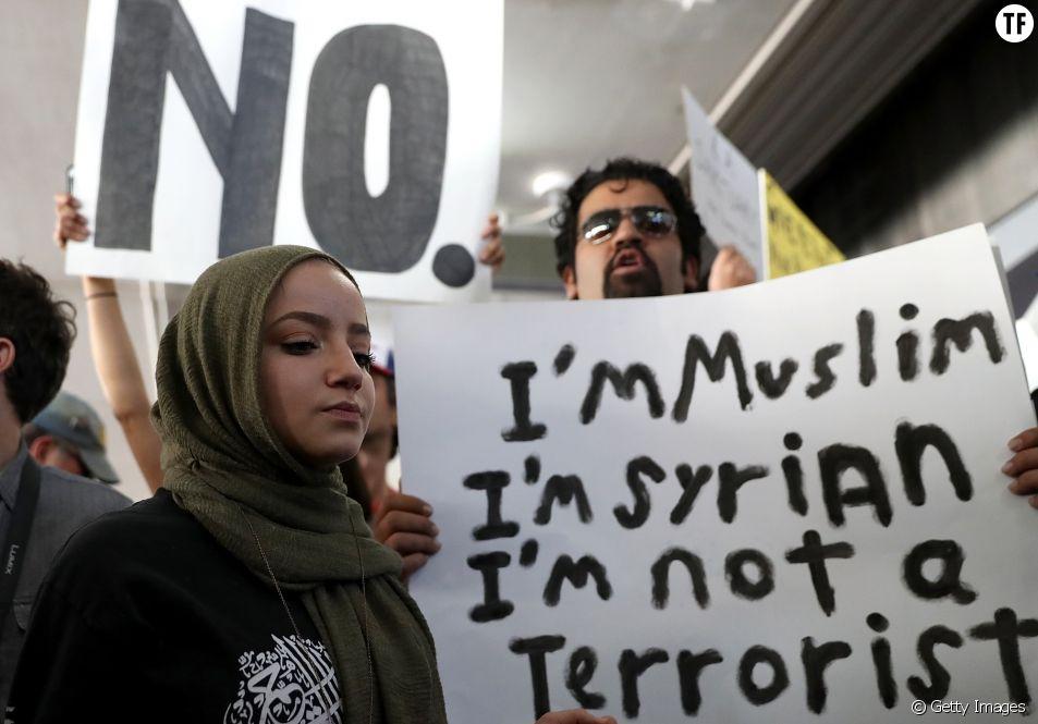Muslim Ban : le décret de Donald Trump déchire des familles
