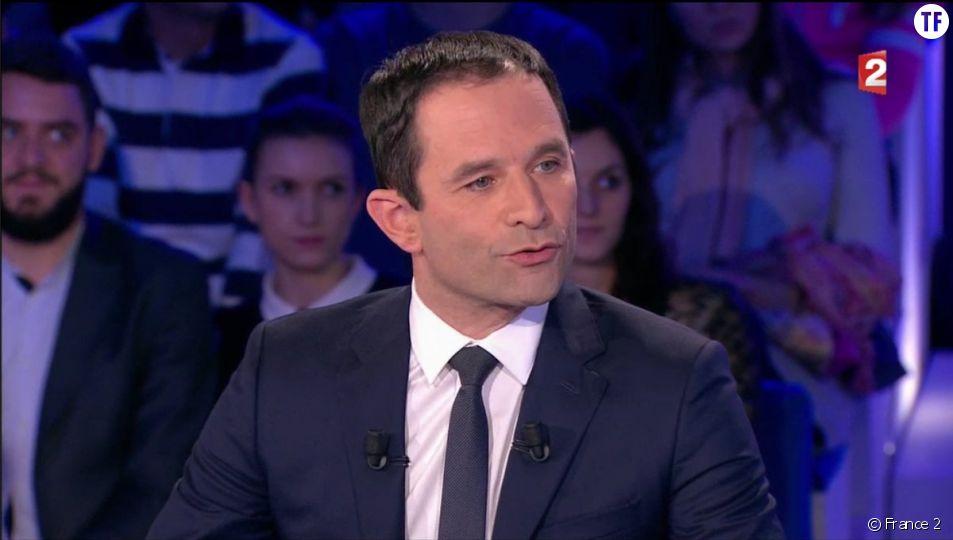 Benoît Hamon dans ONPC