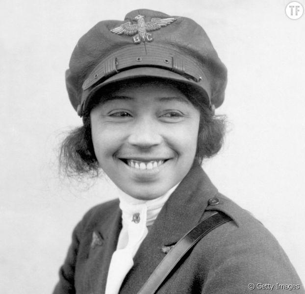 5 femmes noires qui méritent d'entrer dans la légence (ici, Bessie Coleman)