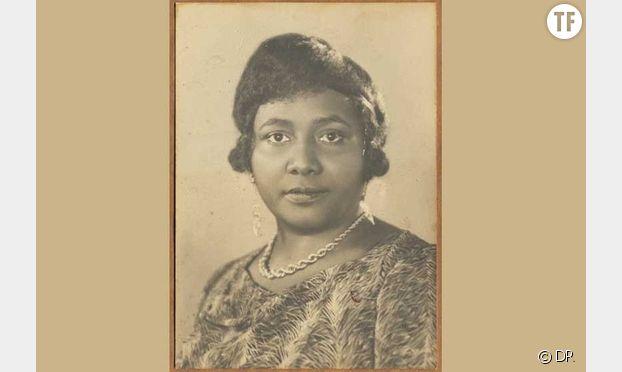 La femme de lettres Paulette Nardal