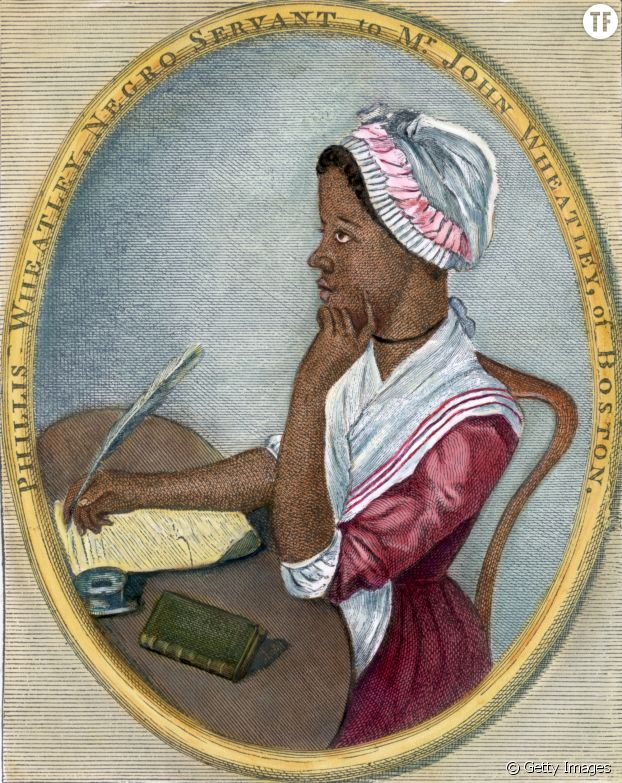 Phillis Wheatley, l'esclave devenue poète