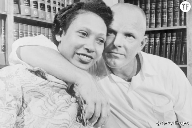 Mildred et Richard Loving
