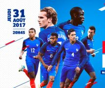 France vs Pays-Bas : chaîne, heure et streaming du match qualification Coupe du Monde (31 août)