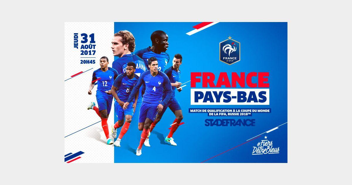 France vs pays bas cha ne heure et streaming du match qualification coupe du monde 31 ao t - Qualification coupe du monde 2015 ...