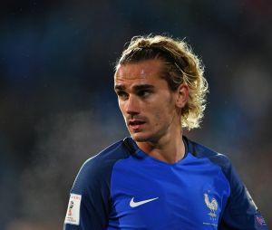 Antoine Griezmann en équipe de France