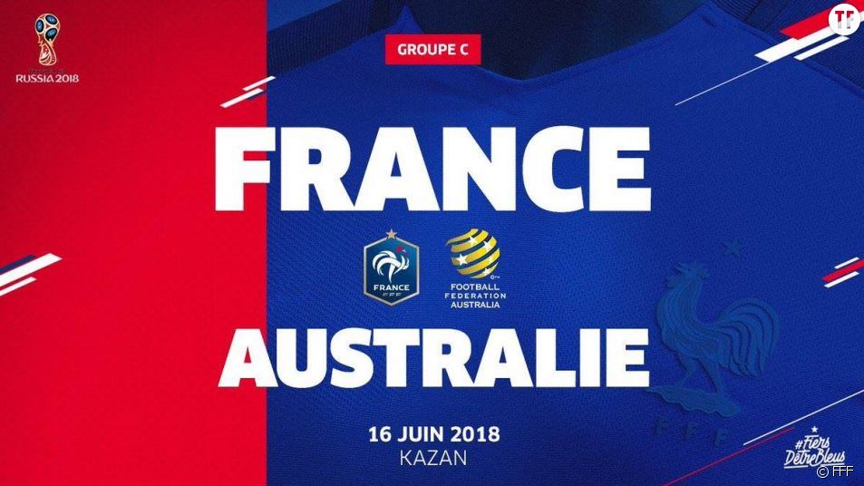 France-Australie, match coupe du Monde 2018