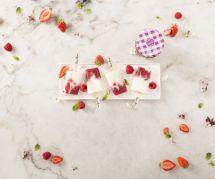 La recette ultra-facile de la glace à la confiture
