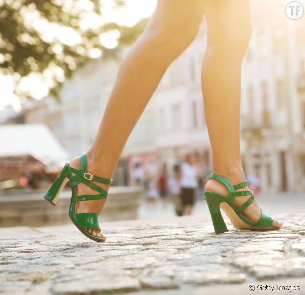 Les sandales tendances à porter cet été