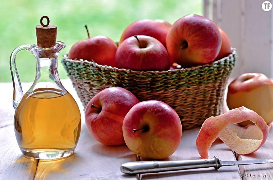 La recette du vinaigre de pommes