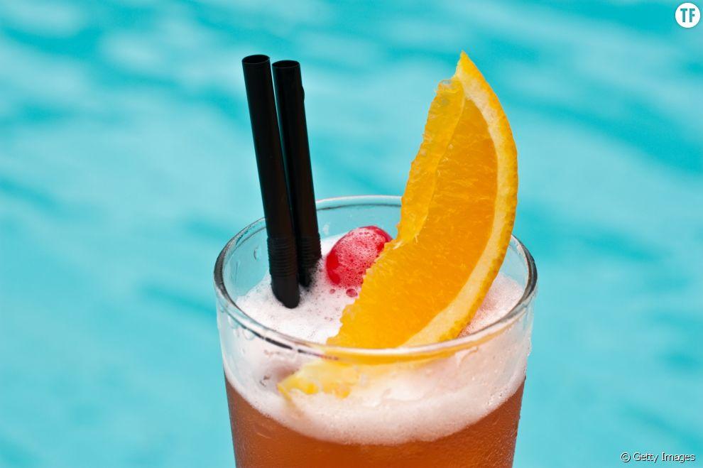 Cocktail à la bière Michelada
