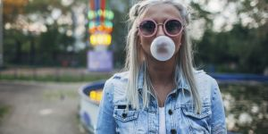 Que se passe-t-il vraiment quand on avale un chewing-gum ?