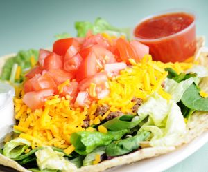 Des tacos en salade, l'idée food la plus cool de l'été