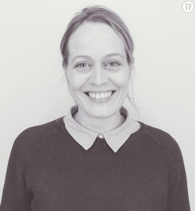 Julie Hebting, la fondatrice de Maydée