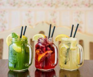 3 recettes originales de limonade qui changent