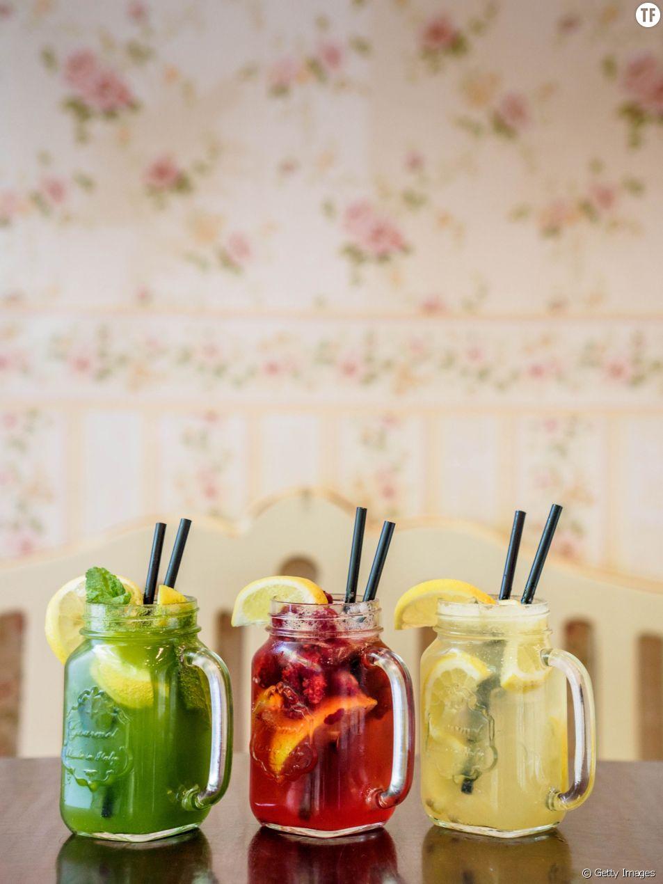 Les recettes originales de limonade