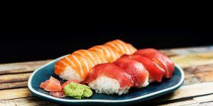 Combien de sushis peut-on manger par semaine ?