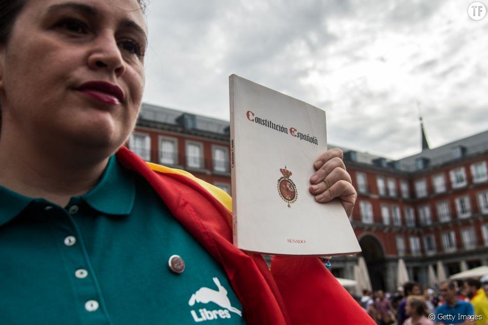 La Constitution espagnole bientôt en écriture inclusive ?