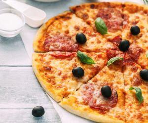 La recette de la pizza sans cuisson