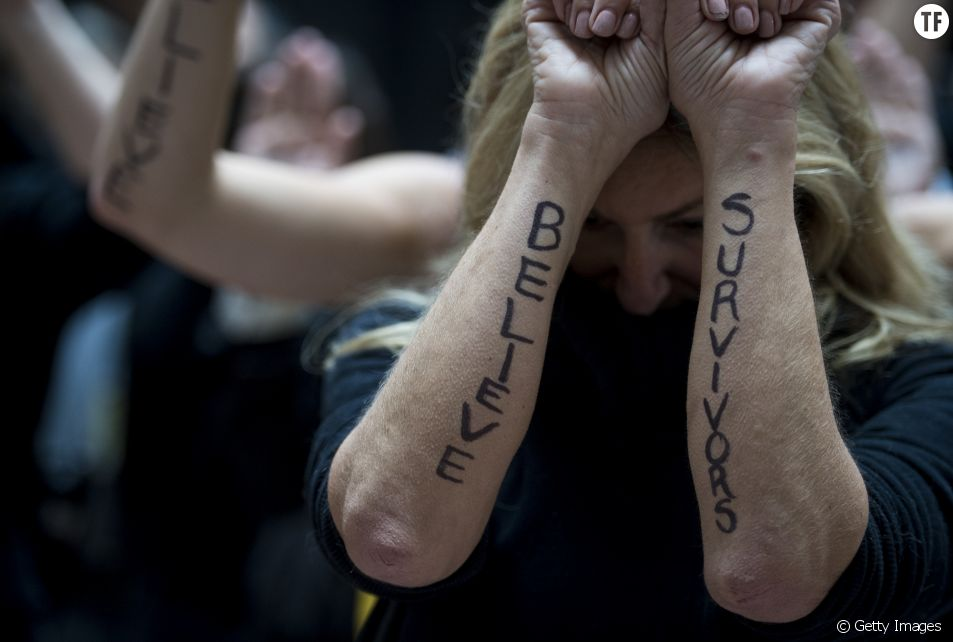 #BelieveSurvivors