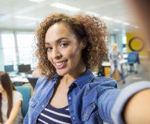 Comment un selfie peut booster notre carrière