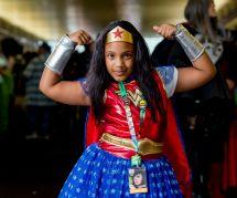 Les petites filles ont besoin de films de super-héroïnes, c'est prouvé