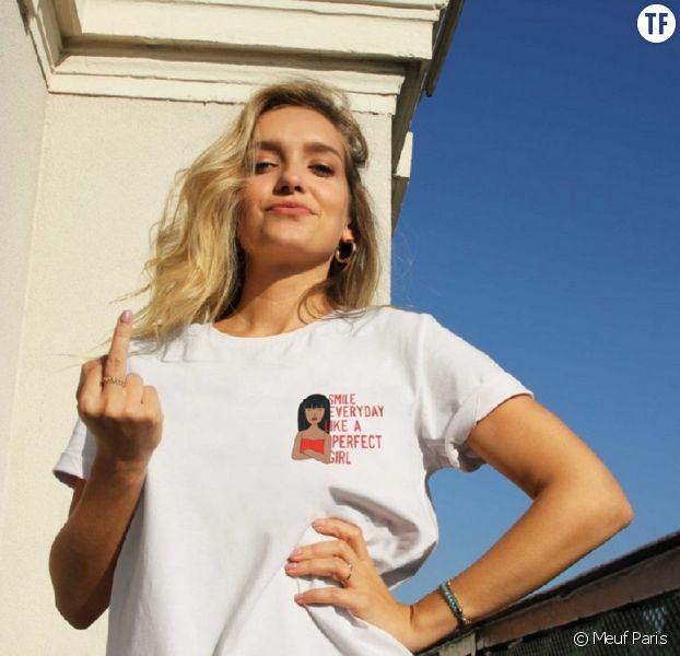La marque parisienne sort une nouvelle collection encore plus féministe pour notre plus grand plaisir.