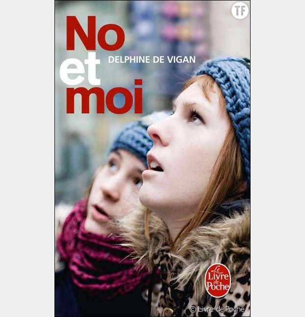 """Livre """"No et moi"""" de Delphine de Vigan"""