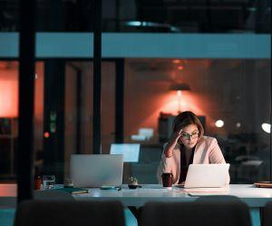 Stress, dépression : 26% des Françaises ressentent une détresse au travail