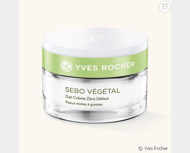 Sébo Végétal, Yves Rocher