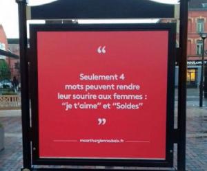 À Roubaix, une mobilisation en ligne fait tomber une affiche sexiste en 3 heures