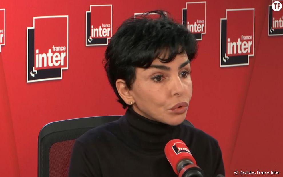 Rachida Dati invitée de Léa Salamé sur France Inter le mardi 29 janvier
