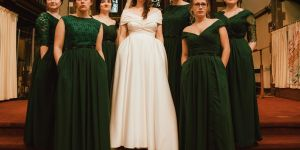 Ces robes de demoiselles d'honneur deviennent virales pour une excellente raison