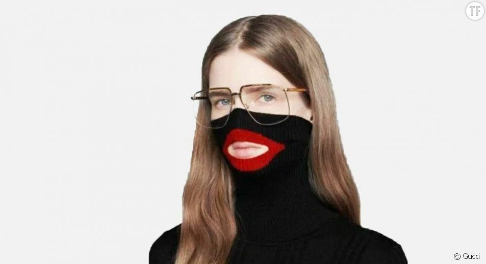 Le pull Gucci accusé de racisme