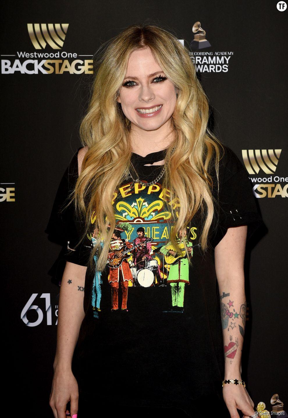 Avril Lavigne revient sur le devant de la scène avec un tube féministe en duo avec Nicki Minaj