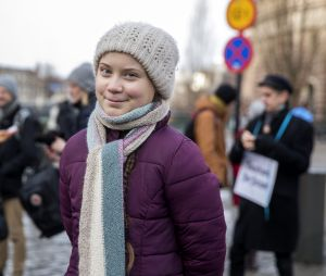 La jeune militante Greta Thunberg, plus influente que les leaders écolos ?