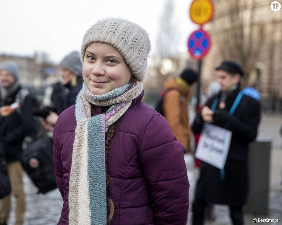 La jeune Greta Thunberg plus influente que les leaders écolos ?