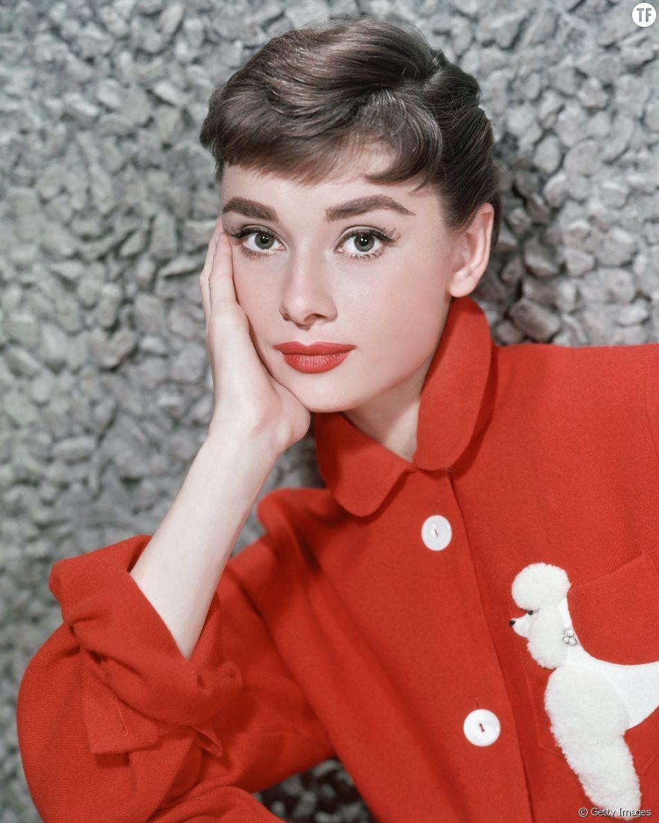 Le sourcil façon Audrey Hepburn, la tendance du moment