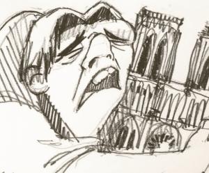Les plus beaux hommages des dessinateurs à Notre-Dame de Paris