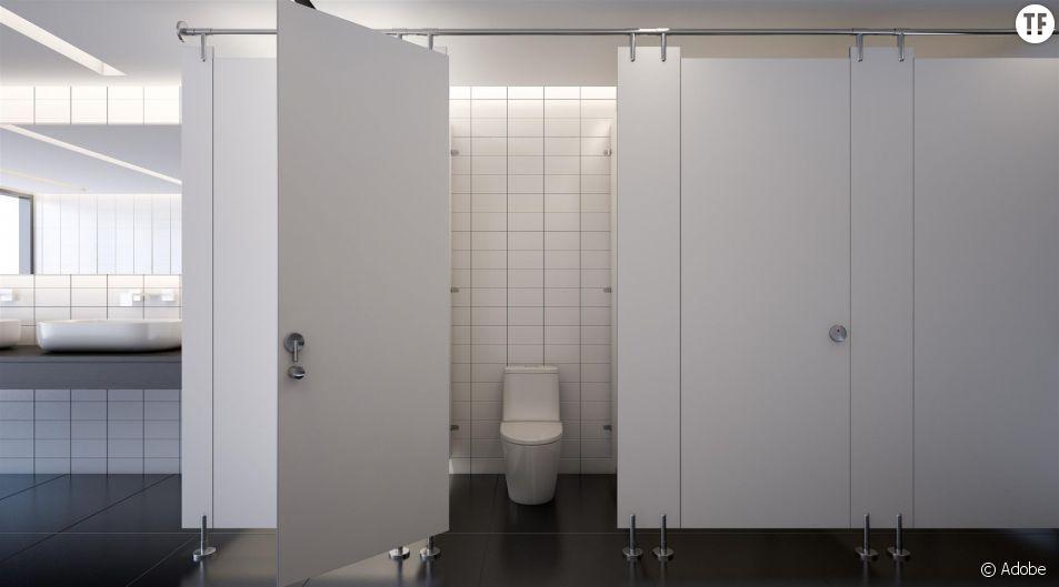 Il épiait ses collègues dans les toilettes et les douches par des trous percés dans les cabines