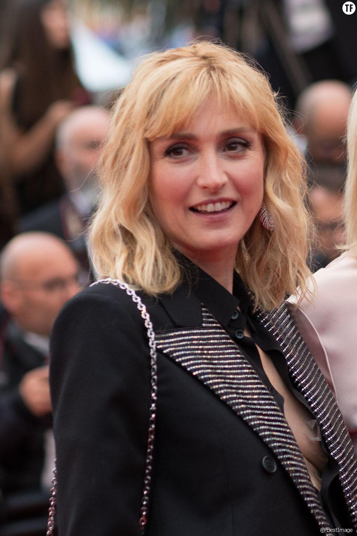 Julie Gayet au Festival de Cannes le 18 mai 2019