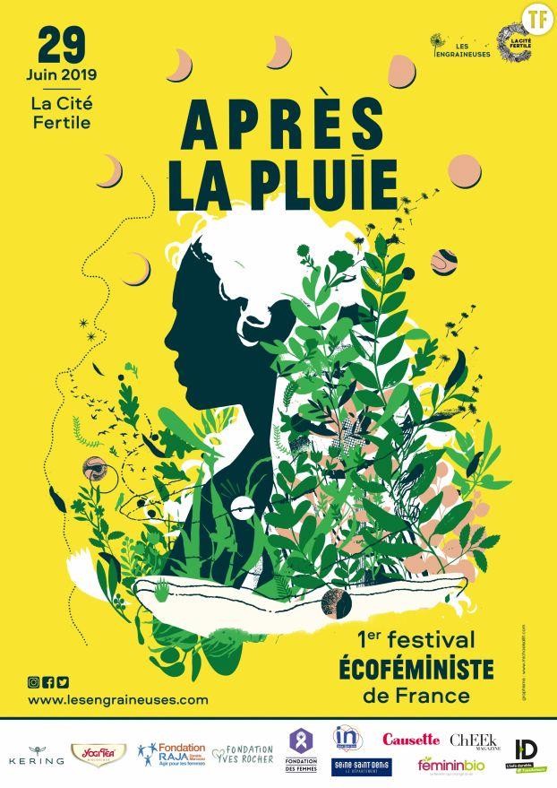 Affiche du festival Après la pluie