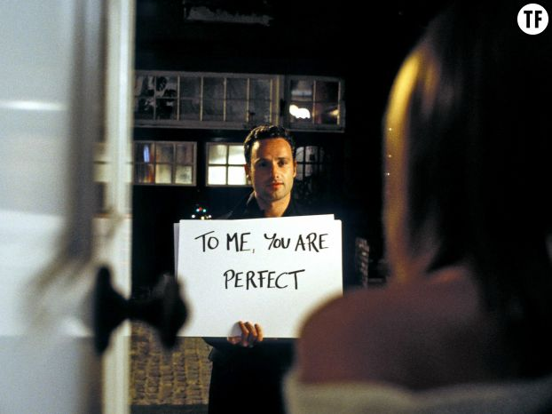 "Andrew Lincoln dans ""Love Actually"" de Richard Curtis"