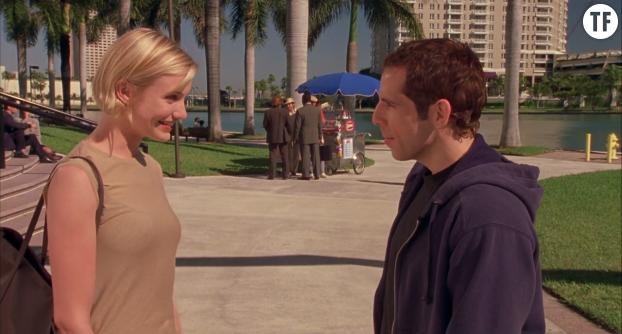"""Cameron Diaz et Ben Stiller dans """"Mary à tout prix"""""""