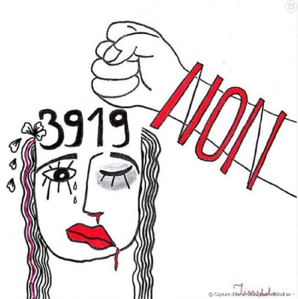 Illustrateurs et illustratrices se mobilisent pour faire connaître le 3919.