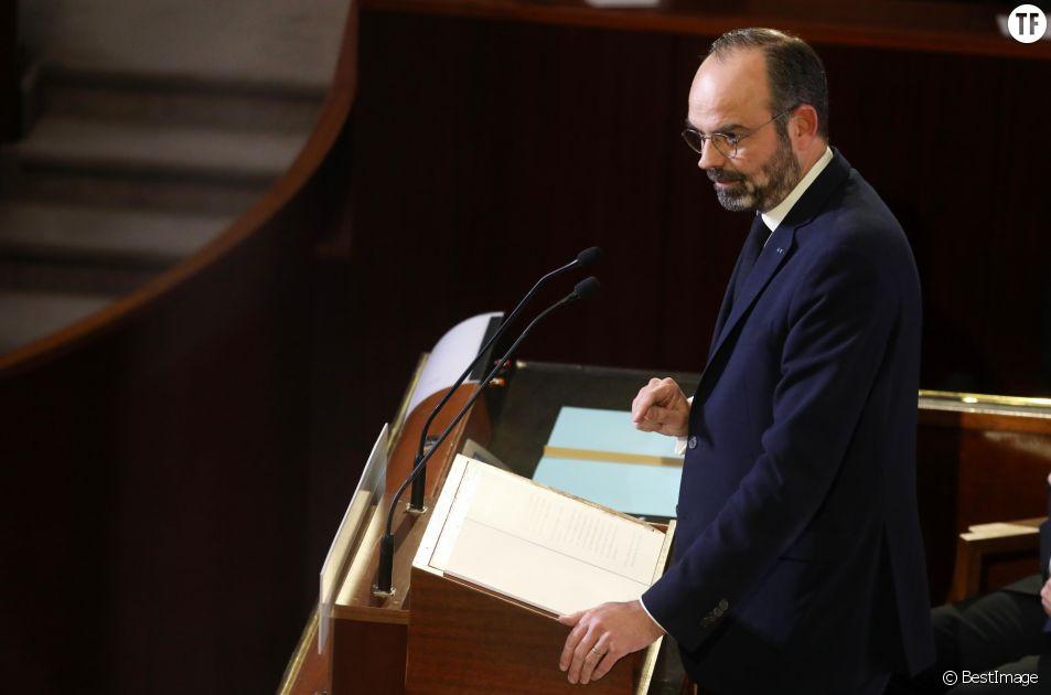 Edouard Philippe annonce le contenu de la réforme des retraites le 11 décembre 2019.