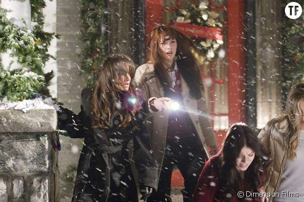 """""""Black Christmas"""", des fêtes rouge sang."""