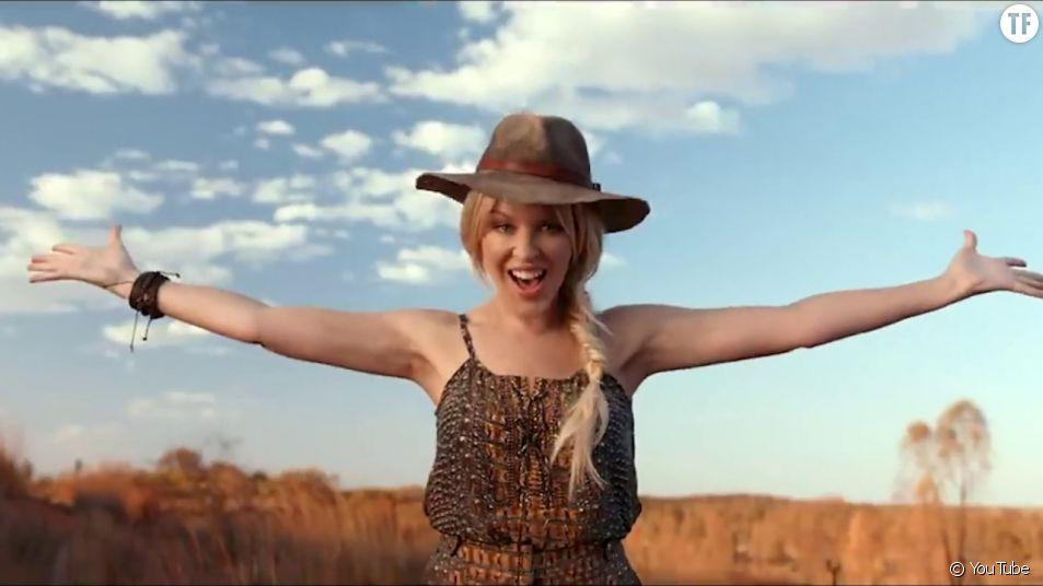 Une publicité pour l'Australie avec Kylie Minogue vivement critiquée par les internautes