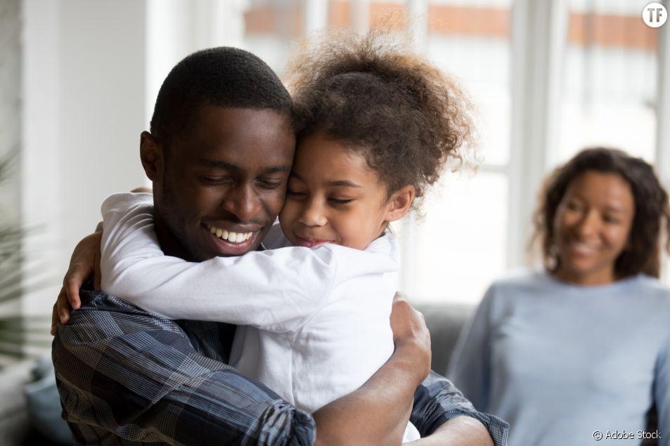 Pourquoi les câlins des pères sont si importants