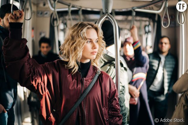 En France, 100 % des femmes empruntant les transports en commun témoignent y avoir été harcelées au moins une fois cours de leur vie, selon le HCE.